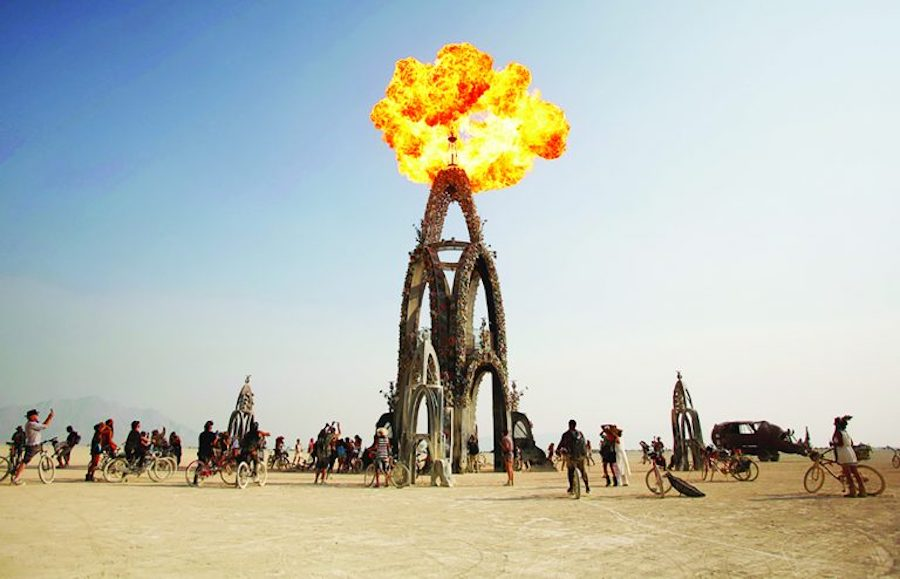 Experiential Art Installations – Burning Man 2017