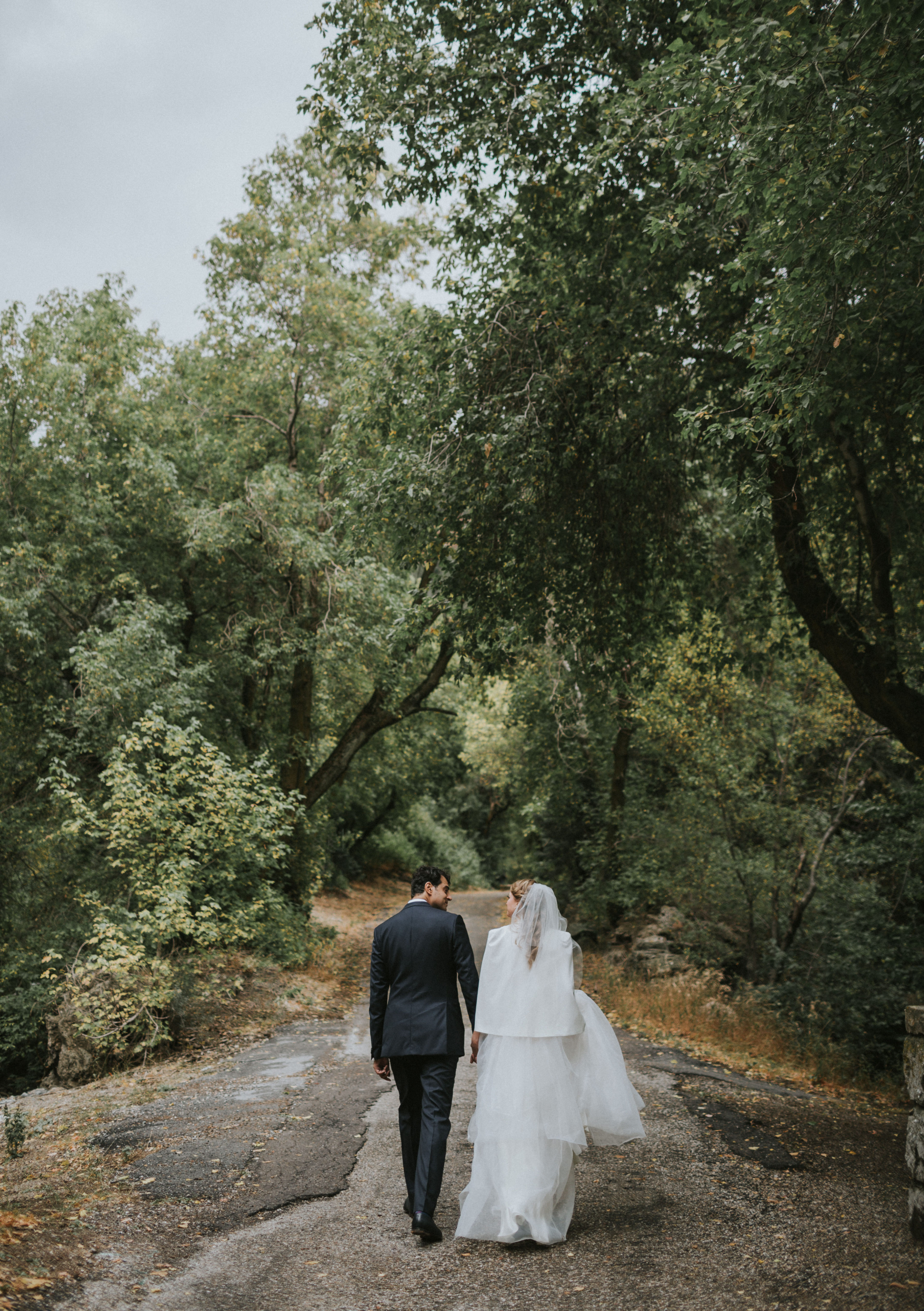 Madison and Igor's Wedding Featured in Rocky Mountain Bride